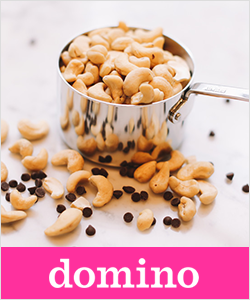 Chocolate Chip Dough Balls featured on Domino