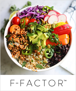 Turkey Taco Bowls featured in F-Factor