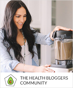 Laurie Lloyd featured on The Health Blogger Community