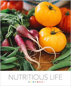 LivLights's 3 Farmers' Market Recipes Featured on Nutritious Life